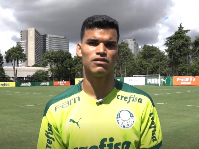 """Danilo Barbosa vive """"expectativa grande"""" com possível estreia na Libertadores"""