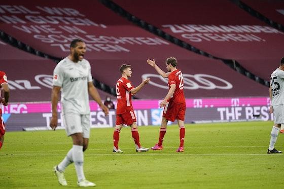 Imagem do artigo: https://image-service.onefootball.com/crop/face?h=810&image=https%3A%2F%2Fesportenewsmundo.com.br%2Fwp-content%2Fuploads%2F2021%2F04%2FVitoria-do-Bayern-sobre-o-Bayer-Leverkusen-FCBayern.jpg&q=25&w=1080