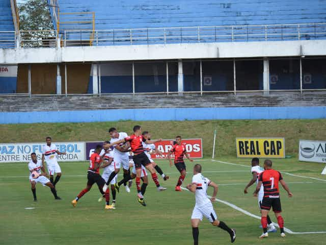 Com time reserva, Atlético-GO passeia no segundo tempo e vence o Anápolis por 3 a 0