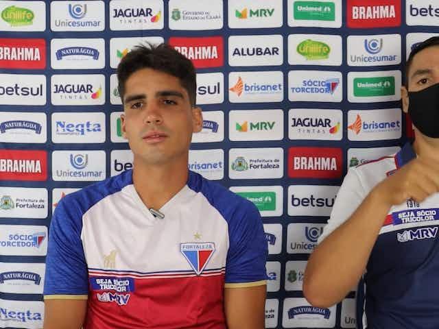 Gustavo Blanco projeta jogo contra o CSA, pela Copa do Nordeste: 'Vai ser um jogo difícil'
