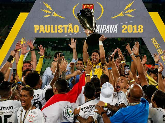 Há três anos, Corinthians conquistava 29º título do Paulistão em pleno Allianz Parque