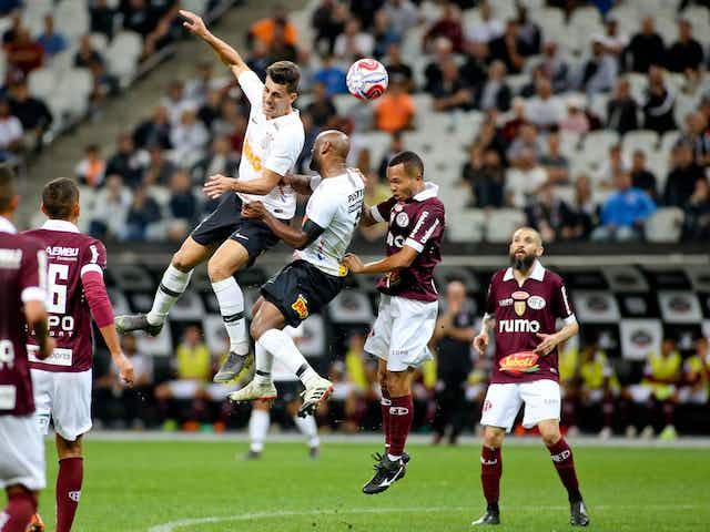 Corinthians tem retrospecto positivo em duelos contra a Ferroviária