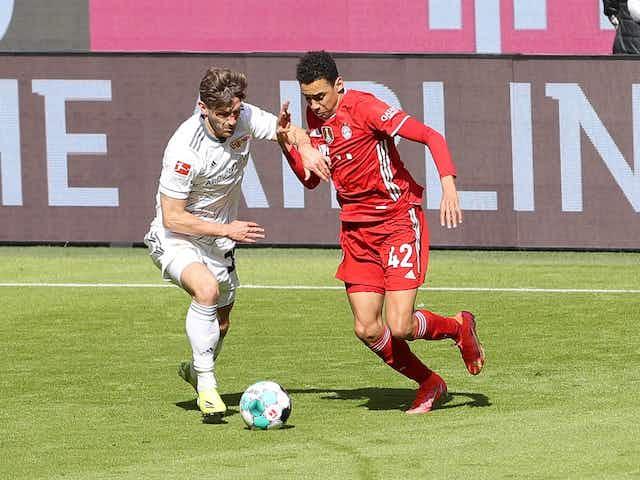 Mesmo com gol de Musiala, Bayern empata com Union Berlin em casa