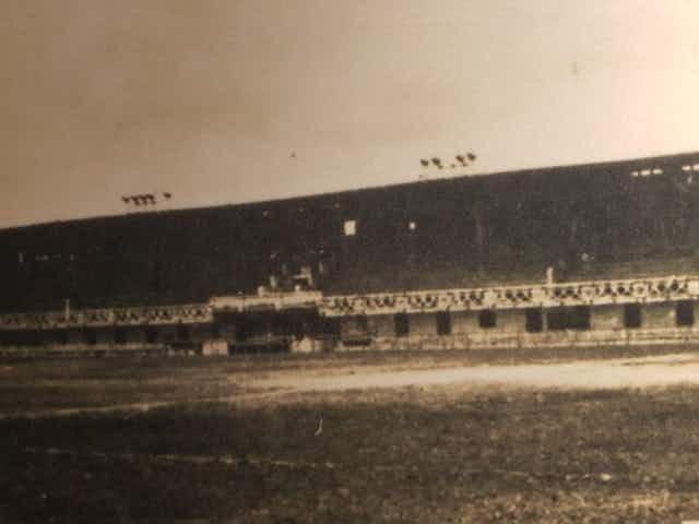 Palestra Italia venceu o Atlético-MG no clássico de estreia do primeiro estádio do clube alvinegro