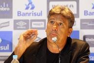 Renato Gaúcho confirma conversas com o Santos