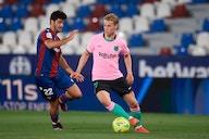 Barcelona empata com Levante e desperdiça a chance de assumir a liderança da La Liga