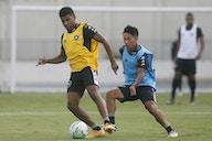 Situação de atletas encostados no Botafogo que pesam a folha salarial
