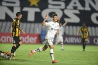 Destaque na goleada sobre o The Strongest, Pirani se inspira em David Silva