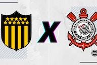 Peñarol x Corinthians: prováveis escalações, desfalques, arbitragem, onde assistir e palpites