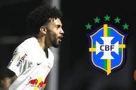 Claudinho e Cleiton, do Red Bull Bragantino, comentam convocação para a seleção brasileira olímpica