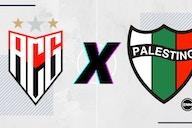 Atlético-GO x Palestino: provável escalação, arbitragem, onde assistir e palpites