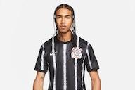 Imagem da suposta nova camisa 2 do Corinthians vaza nas redes