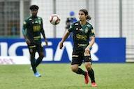 Zé Ricardo sente antes do jogo do América-MG na Copa e é dúvida contra o Flamengo