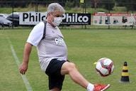 Gilson Kleina adota mistério em escalação da Ponte Preta diante do Cruzeiro