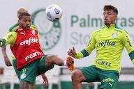 Após período na seleção olímpica, Gabriel Menino pode retornar ao time titular do Palmeiras no dérbi