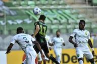 Atuações ENM: com Rodolfo apagado, Ademir tenta mas Jori é boa notícia do América-MG contra o Cuiabá