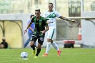 Juninho Valoura comemora ponto contra o Juventude e destaca superação do América-MG