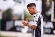 Atacante do Ceará, João Victor embarca para se apresentar a Seleção Brasileira Sub-17