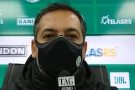 Técnico do Juventude prega que o time seja mais ofensivo contra o Palmeiras