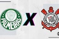 Palmeiras x Corinthians: prováveis escalações, desfalques, onde assistir e palpites