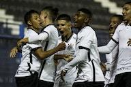 Corinthians encara o líder Athletico-PR pelo Brasileiro Sub-17 e tem como objetivo entrar no G4 do Grupo B
