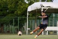 Após três semanas, meia Thiago Lopes busca trazer a vitória na partida contra o Grêmio