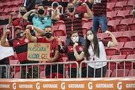 Prefeitura do Rio libera público para jogo do Flamengo na Libertadores, mas VP do clube critica porcentagem e afirma: 'Temos para onde levar nossos jogos'