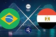 Brasil x Egito: prováveis escalações, desfalques, onde assistir e palpites