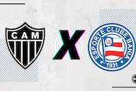 Atlético-MG x Bahia: prováveis escalações, desfalques, onde assistir e palpites