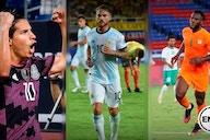 De olho em Tóquio: cinco jogadores de futebol para observar