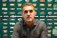 Mancini diz que Ademir não tem intenção de deixar o América-MG no momento: 'Muito disposto'