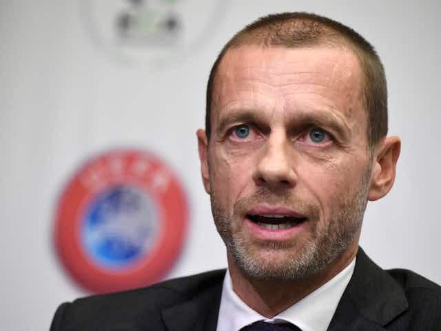 Ceferin bestätigt: Spieler der Super League-Klubs dürfen nicht bei der EM 2021 spielen!