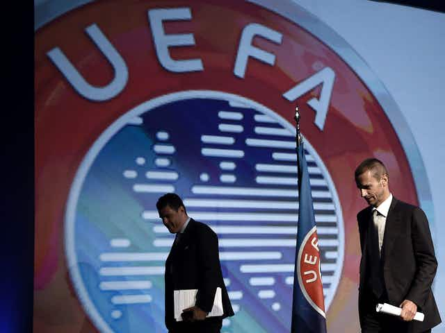Bericht: UEFA bereitet 60 Mrd. Euro Klage gegen die Super League-Gründer vor