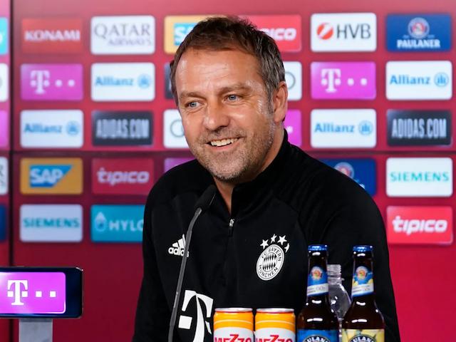 """🎙️ Flick vor dem Topspiel gegen den BVB: """"Das ist wie ein CL-Spiel"""""""