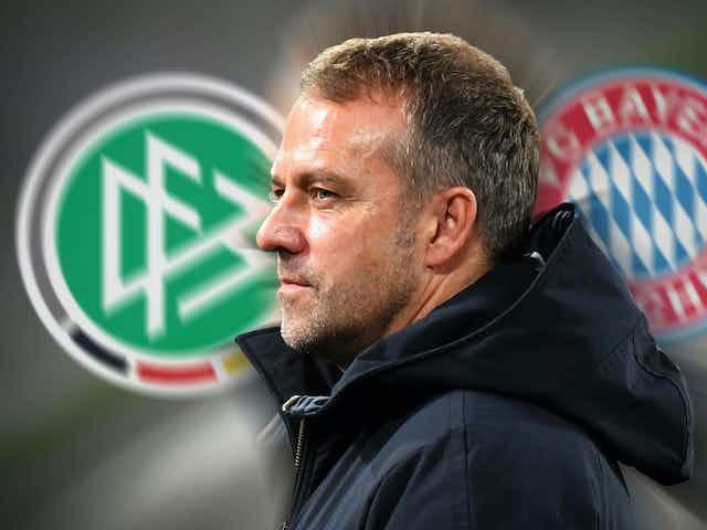 """Flick über seine Zukunft beim FC Bayern: """"Wir haben keinen Druck"""""""