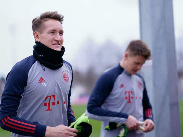 Neue Perspektive: Ron-Thorben Hoffmann im Fokus des VfL Wolfsburg