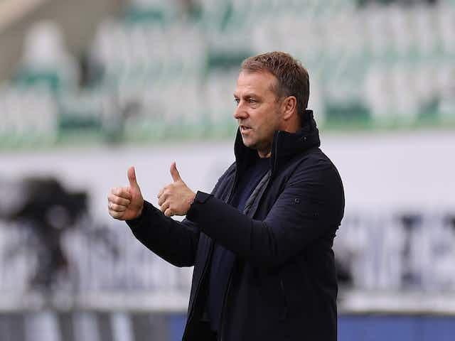 """Kimmich wünscht sich Flick als Bundestrainer: """"Hoffentlich übernimmt er beim DFB"""""""