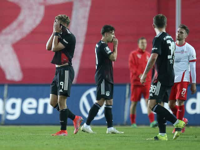 1:1-Unentschieden: Bayern-Amateure erleben Last-Minute-Schock in Zwickau