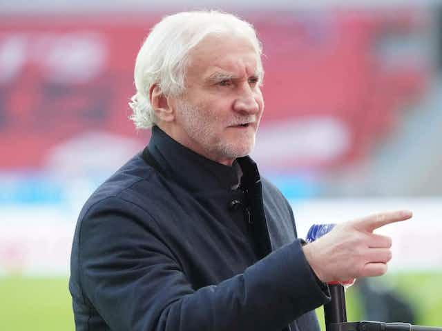 """Völler kritisiert die Super League scharf: """"Das ist beschämend und ein Verbrechen am Fußball!"""""""