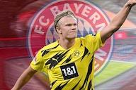 Lewandowski-Nachfolge: Haaland bleibt der Wunschkandidat beim FC Bayern