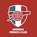 Logo : Arsenal French Club