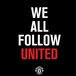 Logo: We All Follow United