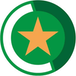 Logo: The Celtic Star