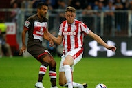 Stoke City ace delivers message over his future amid West Ham and Wolves interest
