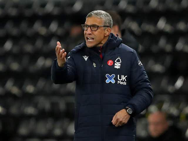 Chris Hughton identifies area for improvement as Nottingham Forest gear up for Stoke City test