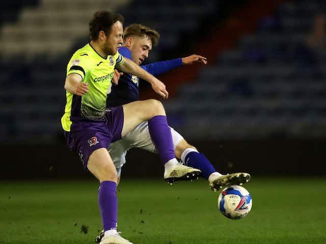 EFL based Leeds United loanee makes claim about his 2020/21 progress
