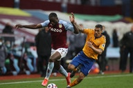 What is the latest with Keinan Davis at Aston Villa as Stoke eye deal?