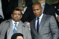 Tony Fernandes reacts as QPR secure impressive win over Manchester United