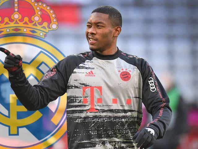 Medien: Alaba einigt sich mit Real Madrid auf Vertrag bis 2026