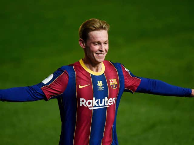 """De Jong: """"Sehe eine große Zukunft für Barca"""""""